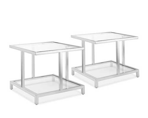 Tribeca Bunching Table- Set of 2 - Williams Sonoma Home
