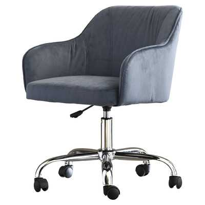 Althea Adjustable Mid-Back Office Chair - Wayfair