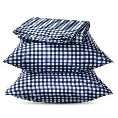 Elite Home Gingham Sheet Set - Target