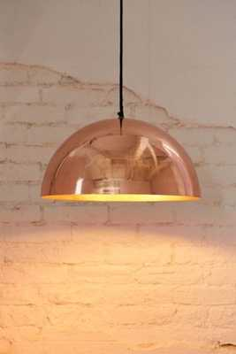 Iris Dome Large Pendant - Urban Outfitters