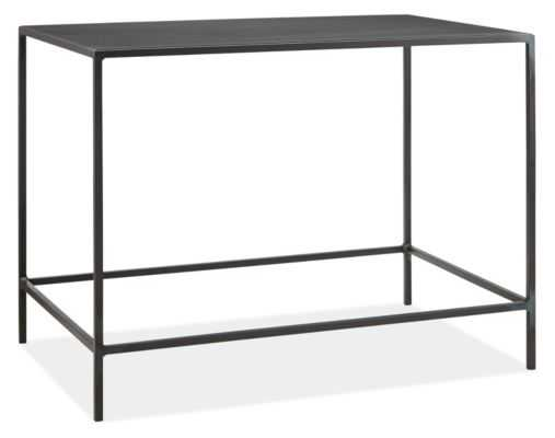 Slim End Table - 30w x 20d x 22h - Room & Board