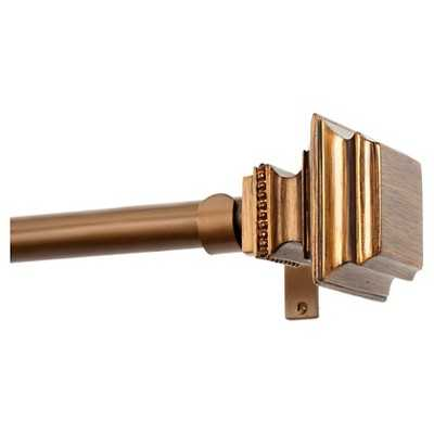 "Kenneyâ""¢ 3/4"" Diameter Kingston Curtain Rod - 66- 120"" - Target"