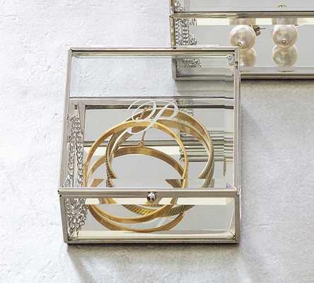 Penelope Jewelry Boxe - Small - Pottery Barn