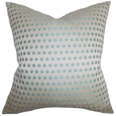 Radclyffe Dot Down Filled Throw Pillow - Overstock