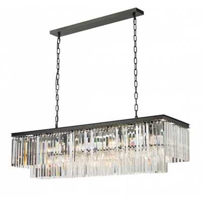 1920 12 Light Crystal Chandelier - AllModern