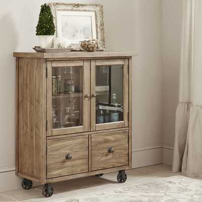Hutchinson Bar Cart - Birch Lane