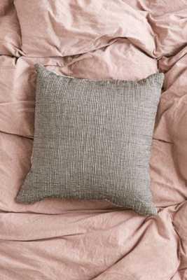 "Locust Shadow Stripe Pillow - 18''x 18"" - Urban Outfitters"