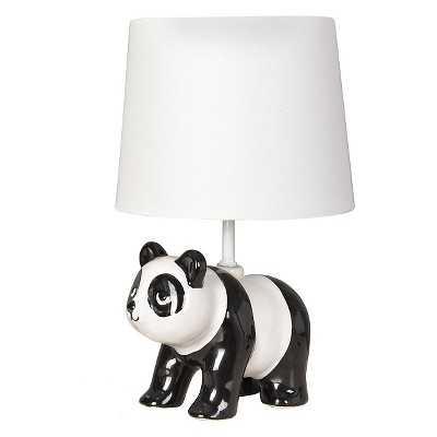 """Panda Table Lamp (Includes CFL bulb) - Pillowfortâ""""¢ - Target"""