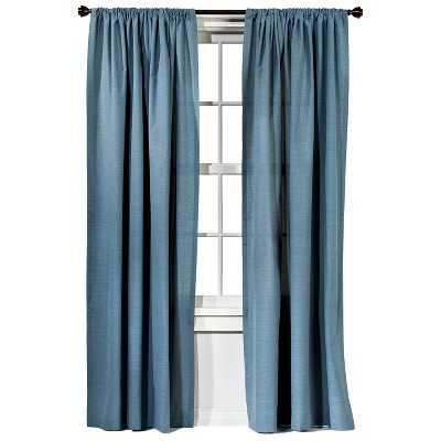 "Thresholdâ""¢ Farrah Curtain Panel-54x95'' - Target"