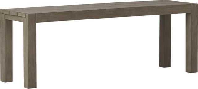 Matera dining bench - CB2