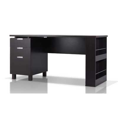 Ronan Computer Desk with File Cabinet - AllModern