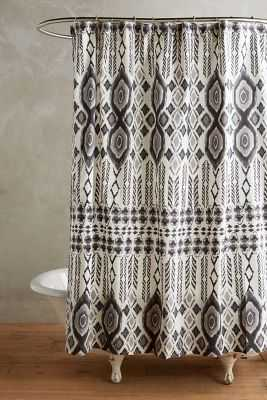Ongamira Shower Curtain - Anthropologie