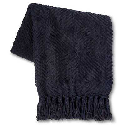 Chenille Diamond Throw - Target