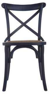 Bistro Rattan Chair - One Kings Lane