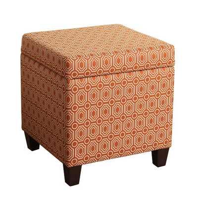 Fashion Pop Storage Cube Ottoman - AllModern