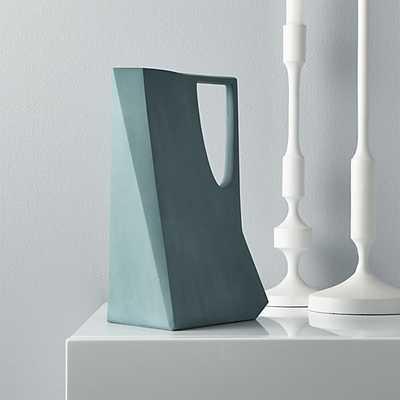 porcelain pitcher - CB2