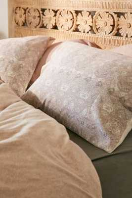 Aimee St Hill For Deny Farah Blooms Pillowcase Set - Urban Outfitters