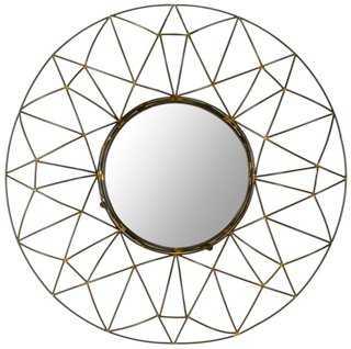 Stella Wall Mirror - One Kings Lane