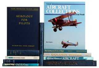 Aviation Library, S/11 - One Kings Lane