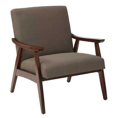 Davis Arm Chair - Klein Otter - Wayfair