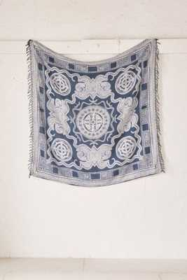 4040 Locust Ozume Indigo Tapestry - Urban Outfitters
