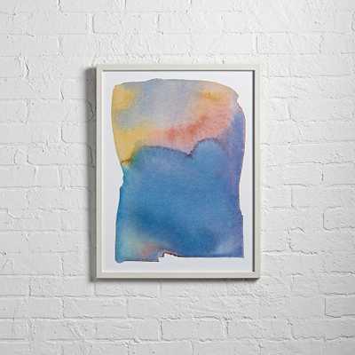 Summer Watercolor Wall Art - Land of Nod