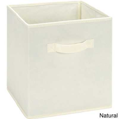 Altra Fabric Storage Bins - Overstock