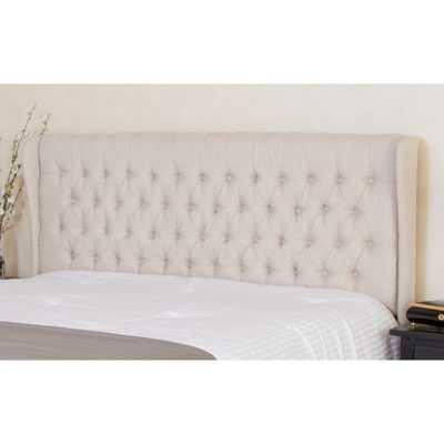 Coffman Queen Upholstered Headboard - Wayfair