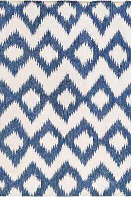 Mystic Wool Area Rug - Blue - 8' x 11' - Home Decorators
