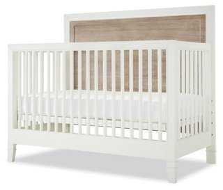 Hanover Convertible Crib, Driftwood - One Kings Lane