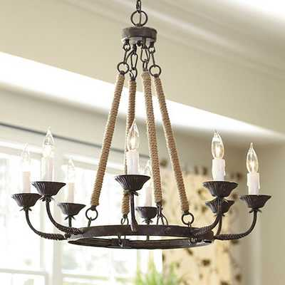 Laurenza 8 Light Chandelier - Ballard Designs
