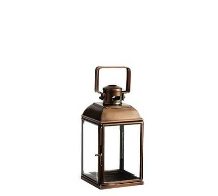 Kistler Lantern - Mini - Pottery Barn