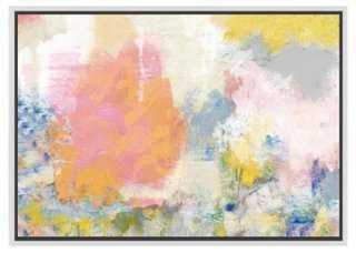 """Valerie Tovar, Dream - 31.25"""" x 21.25"""", Framed (White)- no mat - One Kings Lane"""
