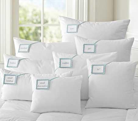 "Luxury Loft Down Alternative Pillow Insert - 16"" square - Pottery Barn Kids"