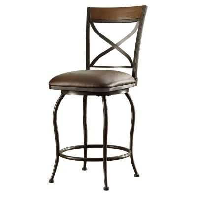 Maxwell Padded Counter Stool - Kohl's