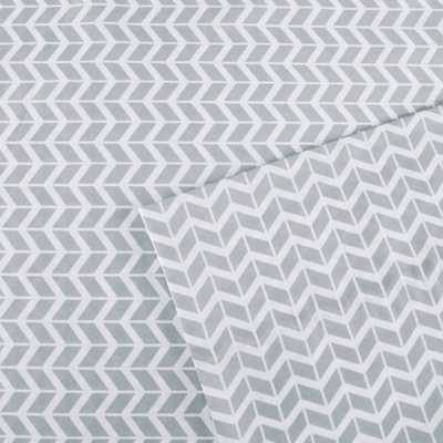 Chevron Microfiber Sheet Set - Wayfair