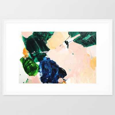 Palette No. Thirty - framed - Society6