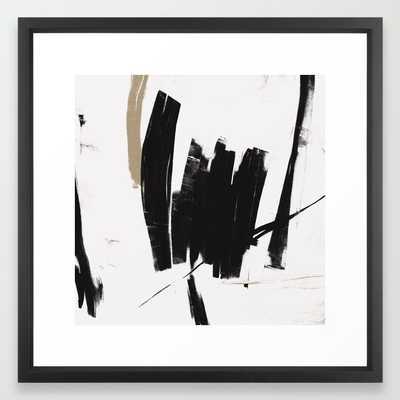 UNTITLED #17 - 22x22 framed - Society6