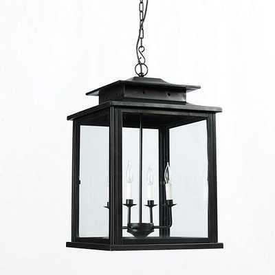 Calisse 4-Light Lantern-Large - Ballard Designs