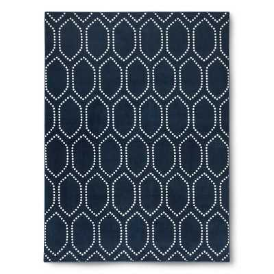 "Thresholdâ""¢ Dot Tile Rug - 10"" x 13"" - Target"