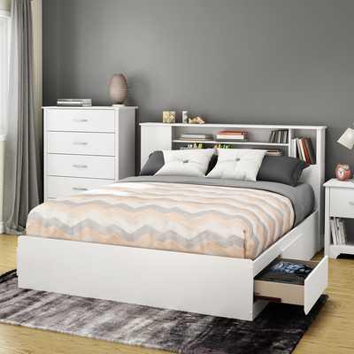 Fusion Queen Mate's Bed - Wayfair