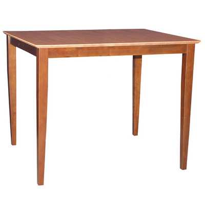 Dining Table - Cinnamon/Espresso - AllModern