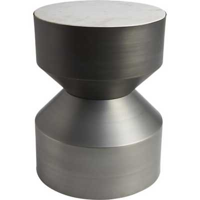 Silo side table - Tall - CB2