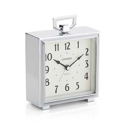 Bedside Alarm Clock - Crate and Barrel