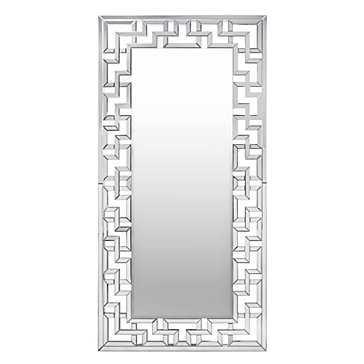 Santorini Leaner Mirror - Z Gallerie