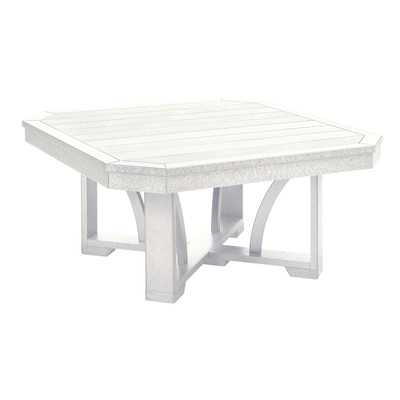 St Tropez Coffee Table-White - Wayfair