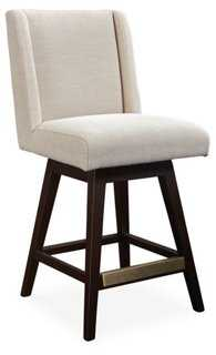 Tribeca Swivel Stool - Counter Stool - One Kings Lane