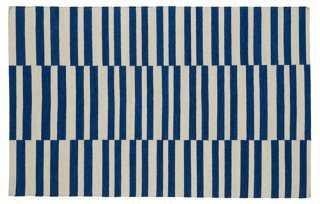 Anna Flat-Weave Rug - One Kings Lane
