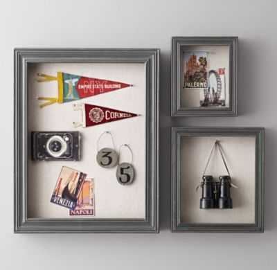 shadow box memory board - Large - RH Baby & Child
