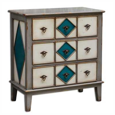 Kinzley, Accent Chest - Hudsonhill Foundry